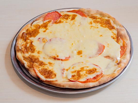 Pizza siciliana grande