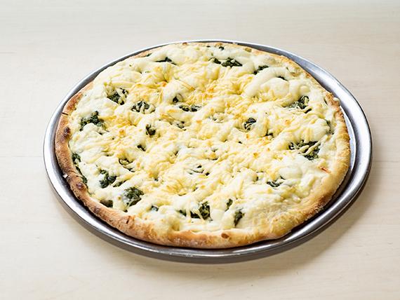 Pizza de verdura grande