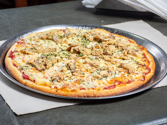 29 - Pizza especial Del bosque