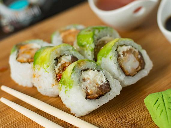 Hot roll asakusa
