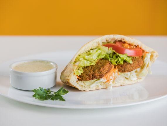Falafel (comida tibia)