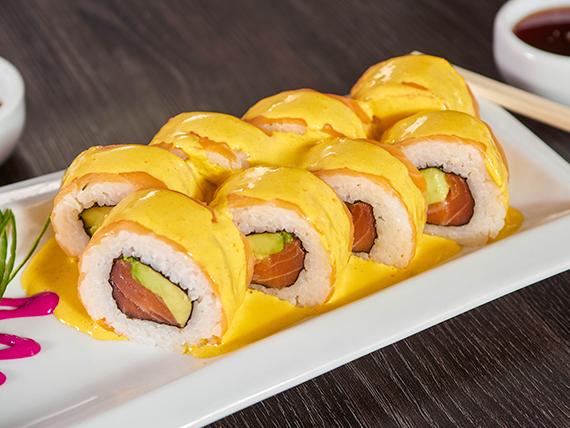 78 - Tropical rolls