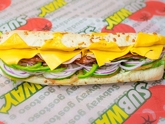 Sanduíche B.M.T.® (30 cm)