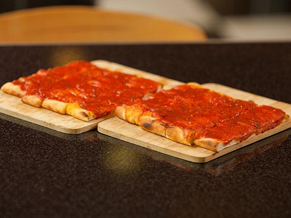 Promo - Porción pizza 1 + 1