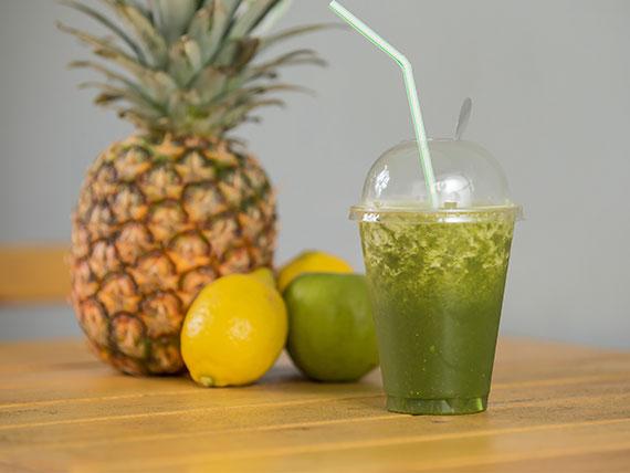 Verde rebelde juice