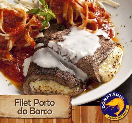 Filet porto do barco