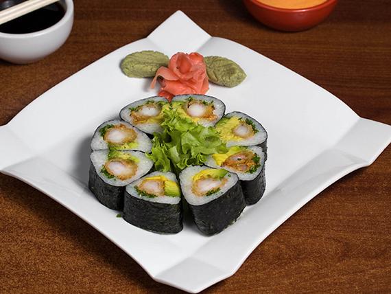 39 - Hosomaki ebi tempura roll (8 bocados)
