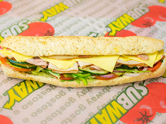 Sanduíche Subway Melt® (30 cm)