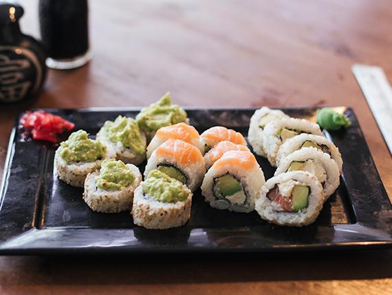 Combinado - Full salmón 15 piezas