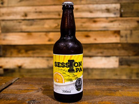 Cerveja Artesanal Session Ipa  500 ml