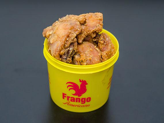 Caixa de frango americano mini (4 a 5 pedaços)