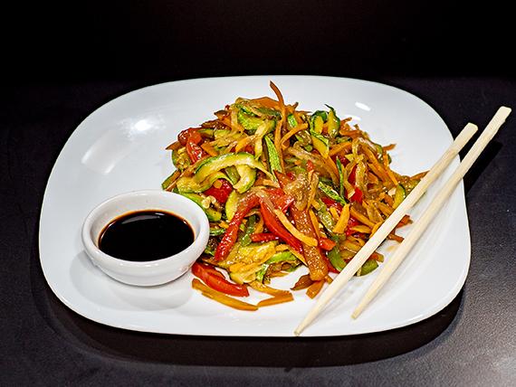 Wokbox chop suey