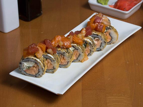 108 - California tempura (8 unidades)