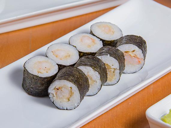 143 - Hosomaki tempura ebi maki (8 unidades)