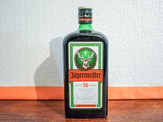 Licor fino Jägermeister 750 ml
