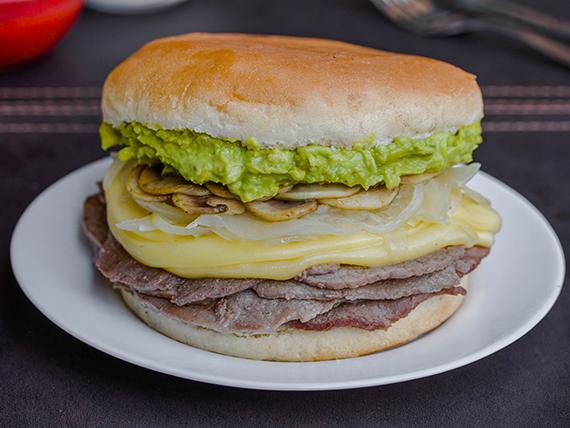 Sándwich chef de 15 cm