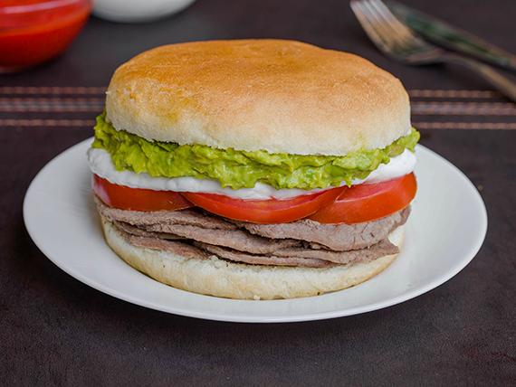 Sándwich italiano de 15 cm
