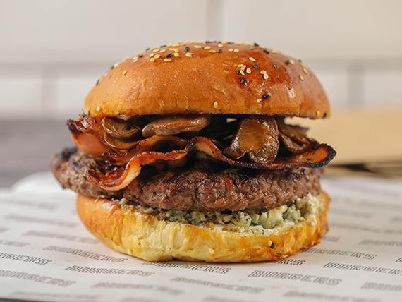 Papa morris burger