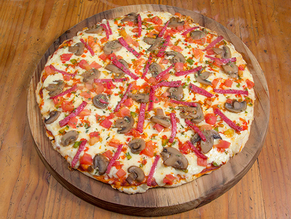 Pizza Del Monje