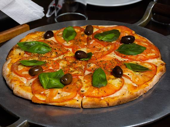 Pizza capresse mediana