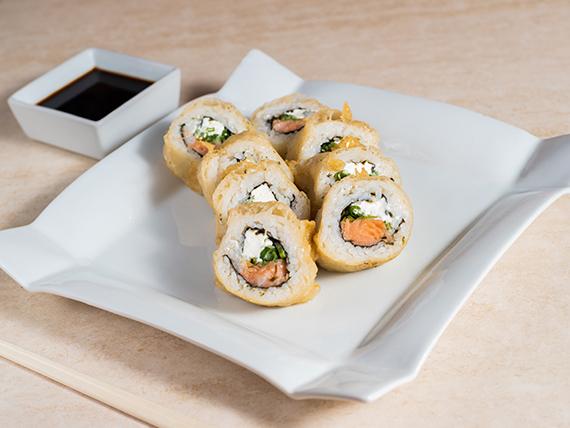 05 - California tempura roll (8 piezas)
