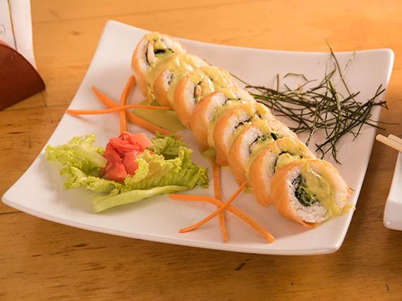 13 - Kanisake roll (8 piezas)