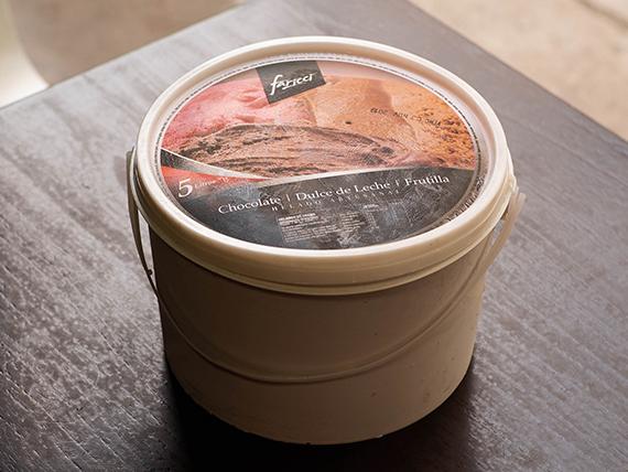 Promo - Balde helado de 5 L