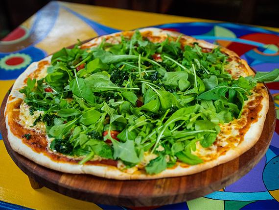 Pizza de campo