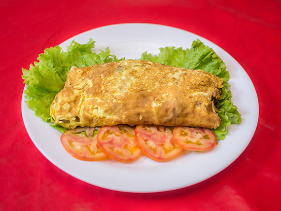 Omelete Top