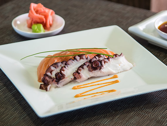 26 - Sashimi del chef