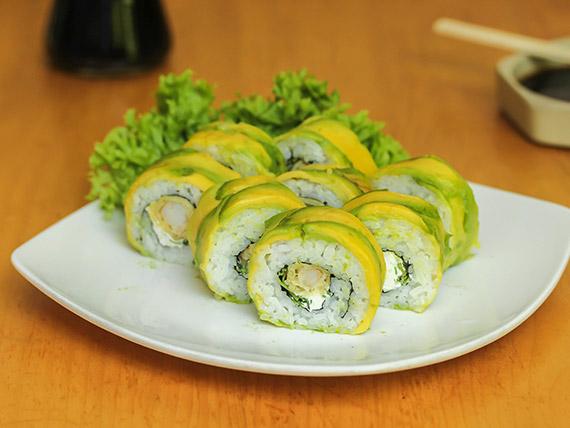Tempura roll (8 bocados)