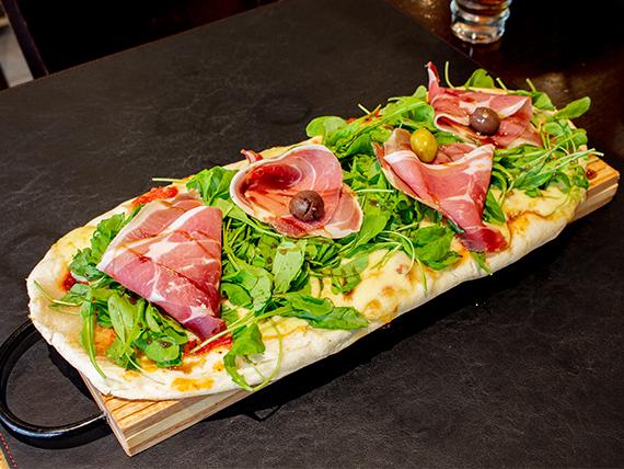 Pizza La Beto Casella