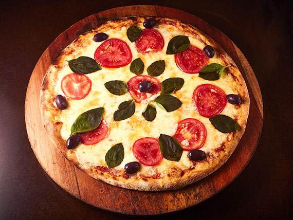 Pizza tradicional marguerita