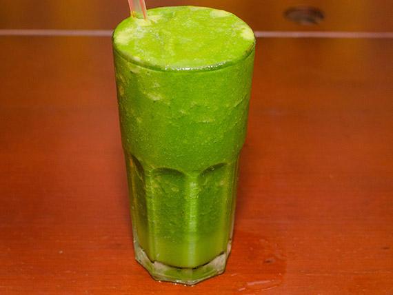 Suco Bocca verde