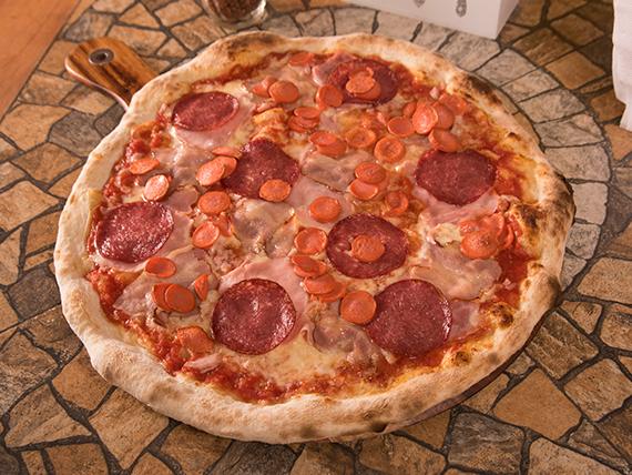 Pizza maialina