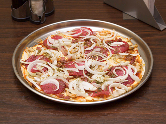 Pizza especial Bonna mediana
