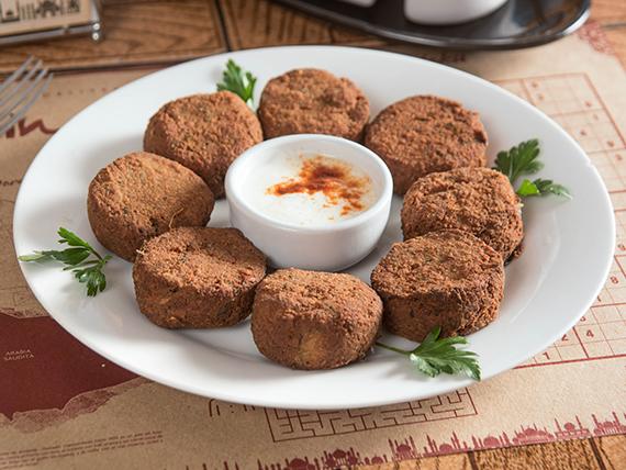 Falafel (8 unidades)