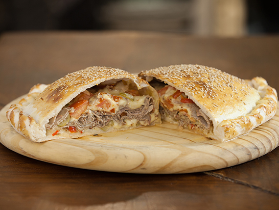 Calzone beef