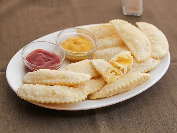 Empanadas de queso (12 unidades)