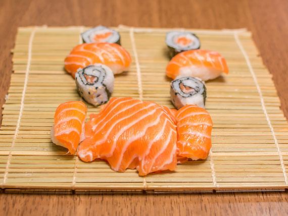 Combo II (16 peças de salmão)