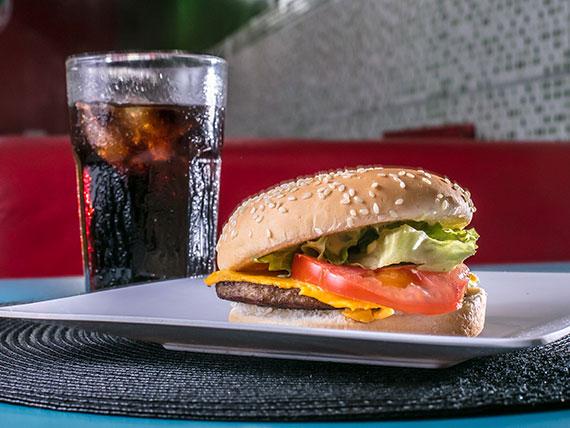 1 – Cheese Burger