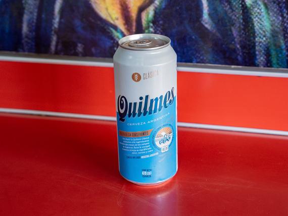 Cerveza Quilmes lata 500 cc