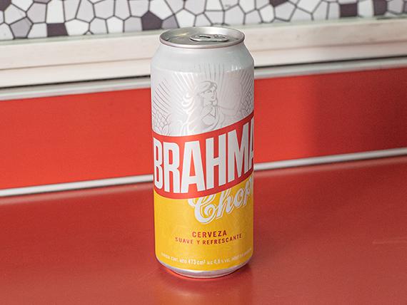 Cerveza Brahma lata 500 cc