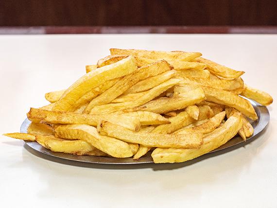 Porción chica de papas fritas