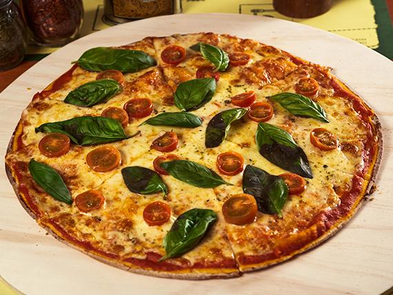 1- Pizza margherita