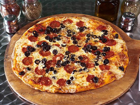 2 - Pizza diavolina