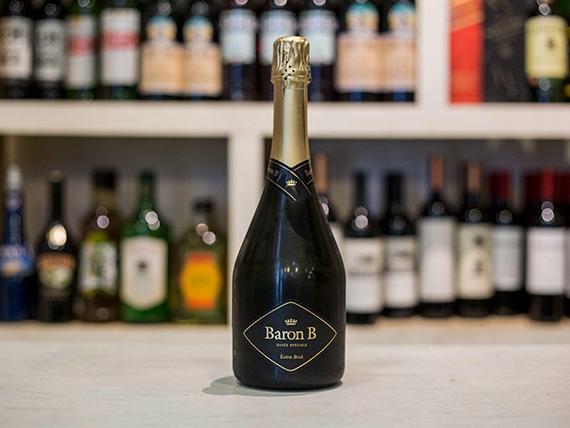 Champagne Baron B extra brut 750 ml