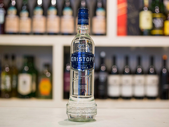 Vodka Eristoff 750 ml