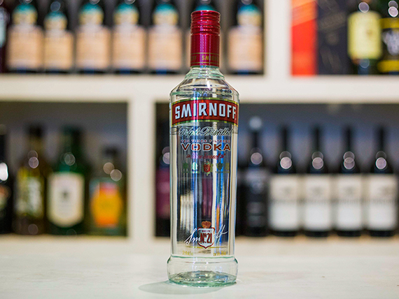 Vodka Smirnoff 750 ml