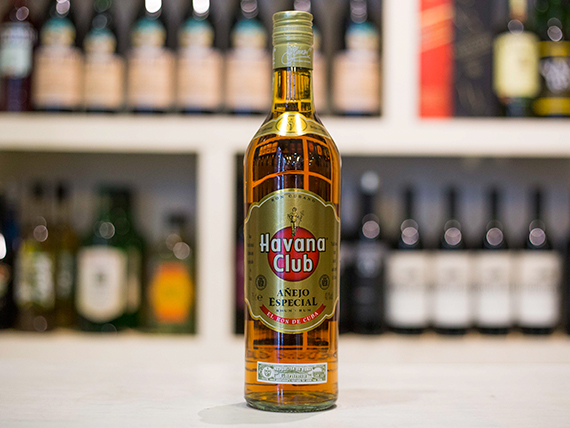 Ron Havana Gold 750 ml